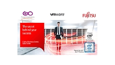fujitsu, vmware, Evento, Business Centric Data Center, intel